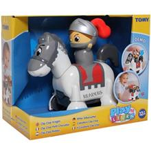 Tomy Play To Learn Clip Clop Knight