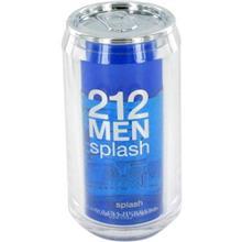عطر مردانه کارولینا هیرا اسپلش ادوتویلت 212 Men Splash Carolina Herrera for men