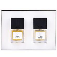 Carner Barcelona Dos Eau De Parfum Pack Of Two Cuirs and D600 50ml