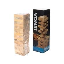 Jenga The Classic Intellectual Game