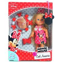 Simba Minnie Mouse Doll Size Small