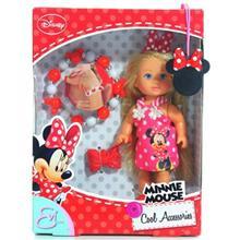 عروسک سيمبا مدل Minnie Mouse سايز کوچک