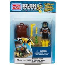 Mega Bloks Treasure Ches 2499