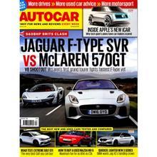 Autocar Magazine -24 August 2016