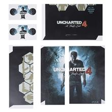 Uncharted 4 PlayStation 4 Cover