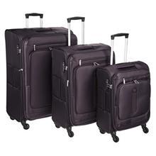 مجموعه سه عددي چمدان دلسي مدل Manitoba