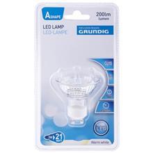 لامپ اي اي دي 3 وات هالوژن گرونديک مدل GU10 3W