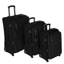 مجموعه 3 عددی چمدان ونگر نوبلر مدل W-1355