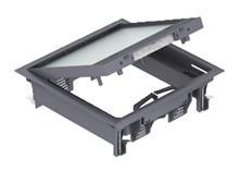 GES4-2U10T 7011 Underfloor Box Variable Height
