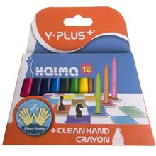 Y.Plus Halma 12 Coolr Crayon