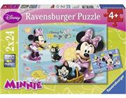 پازل 2x24 تکه RAVENSBURGER مدل DMM Mini Mouse