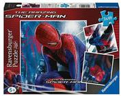 پازل 3x49 تکه RAVENSBURGER مدل Furchtloser Spiderman