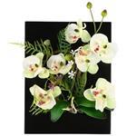 تابلو گل مصنوعی هومز طرح ارکیده مدل 31578