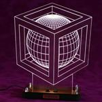 چراغ خواب ویداوین مدل مکعب
