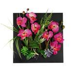تابلو گل مصنوعی هومز طرح ارکیده مدل 36576