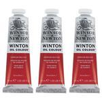 رنگ روغن وینزور مدل Winton حجم 37 میلی لیتر بسته 3 عددی