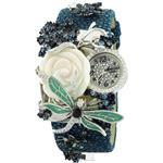 ساعت مچی آمبروزیا پاریس مدل NUIT-D-ETE-SAPPHITE-TURQ
