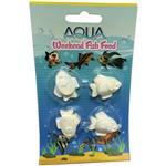 Aqua Weekend Fish Food Pack Of 4