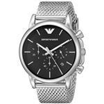 Emporio Armani Men's AR1811 Dress Silver Watch