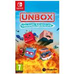 بازی Unbox newbies adventure مخصوص Nintendo Switch