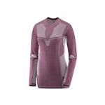لباس زنانه PRIMO WARM LS CN TEE Fig سالومون – Salomon PRIMO WARM LS CN TEE W Fig
