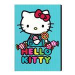 تابلو کودک ژیوار مدل Hello kitty 01 سایز 20x30 سانتی متر