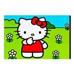 تابلو کودک ژیوار مدل Hello kitty 02 سایز 20x30 سانتی متر