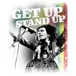 تیشرت Bob Marley Get Up Spray