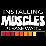 تیشرت musculs