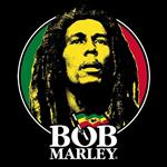 تیشرت Bob Marley Logo