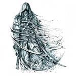 تیشرت Assassin s Creed طرح Edward