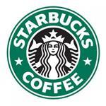 تیشرت طرح Starbucks Coffee