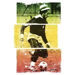 تیشرت باب مارلی Marley Soccer