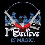 تیشرت دی جی طرح EDM Magic