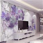 پوستر دیواری سه بعدی بومرنگ کد BW018