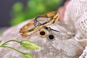 دستبند اسپرت زنانه طرح بولگاری کد B-063
