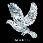 تیشرت گروه Coldplay طرح Magic