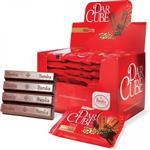 دارکوب ; شکلات شیری ودارک با مغز کریسپی باراکا