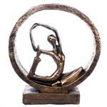 مجسمه روشا مدل Asana Yoga کد 02