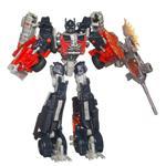 ربات اسباب بازی تبدیل شونده هاسبرو سری Transformers مدل  Mechtech Fireburst Optimus Prime