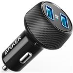 Anker A2212 PowerDrive Elite 2 Ports Car Charger