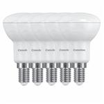 لامپ ال ای دی 6 وات کملیون مدل Ref پایه E14 بسته 5 عددی