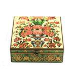 جعبه جواهرات وندا طرح سی گل