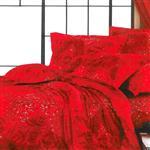 سرویس خواب مریم مدل Anahita یک نفره 4 تکه