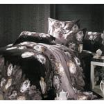سرویس خواب مریم مدل Golden Rose یک نفره 4 تکه