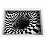 استیکر زمینی ویداوین طرح فلورگام سیاهچاله