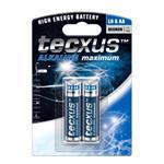 Tecxus Alkaline AA Battery Pack of 2