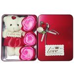 Love Doll And Scented Flower Gift Set
