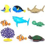 Anatra Finding Nemo Figure Pack of 9