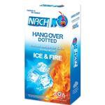 کاندوم سرد و گرم خاردار وتاخیری 12 عددی ناچ کدکس NACH KODEX-HANG OVER